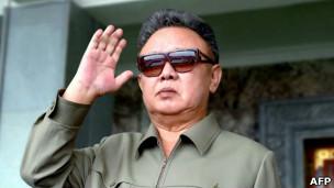 Ông Kim Jong-il
