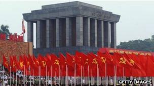 Lăng cố Chủ tịch Hồ Chí Minh