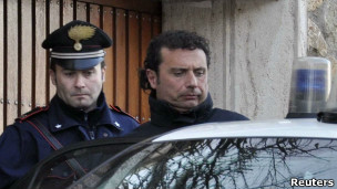 Francesco Schettino. Reuters