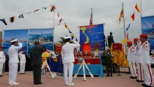 Lễ tưởng niệm trận hải chiến Hoàng sa ở Nam California