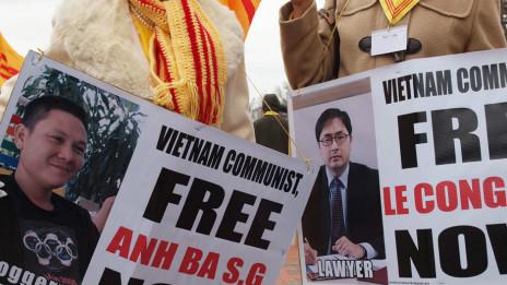 Mỹ vẫn đòi hỏi Việt Nam cải thiện nhân quyền