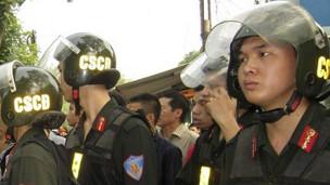 Công an Việt Nam
