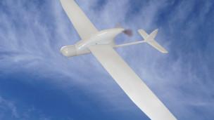 UAV Irkut-3 (hình của irkut.com)