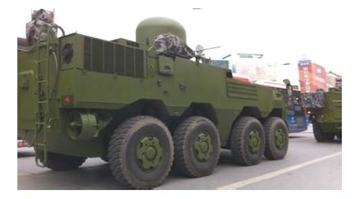 Hình xe tăng làm rộ lên tin đảo chính