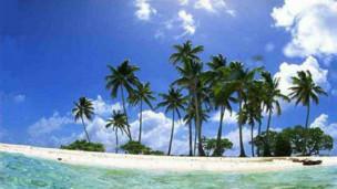 Một góc đảo Phú Lâm