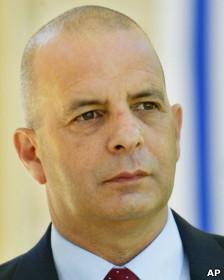 Yuval Diskin, em foto de maio de 2005