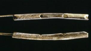Flauta antigua