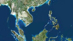 Biển Đông trong khu vực Đông Nam Á