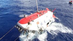 Tàu ngầm Giao Long của Trung Quốc