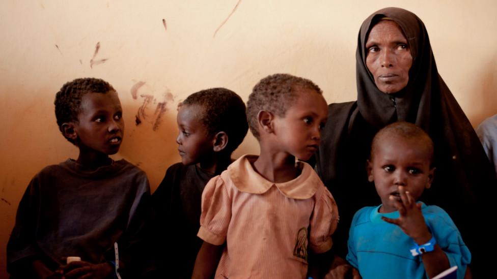 refugiados en dadaab