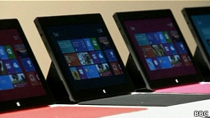 Tablet Surface (BBC)