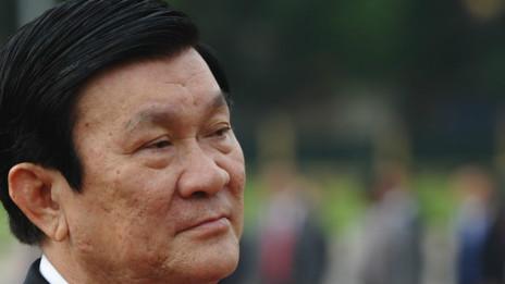 Ông Trương Tấn Sang