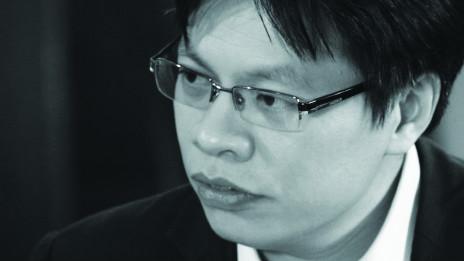 Nhà báo Lê Quốc Vinh