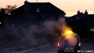 Fumigación California