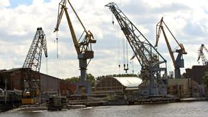 Nhà máy đóng tàu Admiralteisky