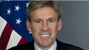 John Cristopher Stevens, embajador de EE.UU. en Libia