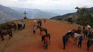 El Chirriadero, Colombia