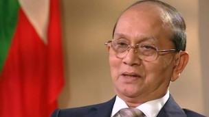 Tổng thống Miến Điện Thein Sein