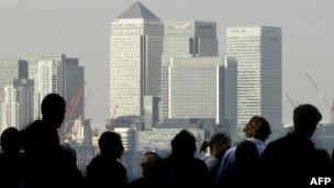 Edificios de la City de Londres