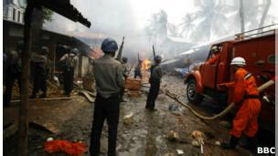 Violence in Burma