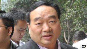 Ông Lôi Chánh Phú