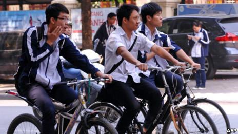 Học sinh Việt Nam