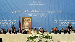 مؤتمر أصدقاء سوريا