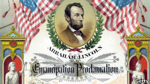 Proclamación de la Emancipación
