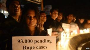 93.000 violaciones pendientes