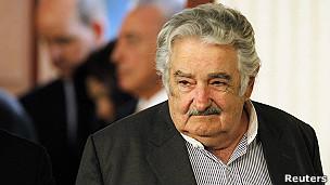 Jose Mujica, presidente de Uruguay