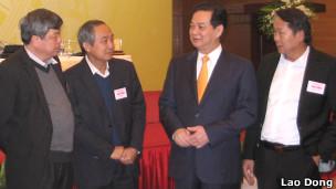 Thủ tướng Dũng tại hội nghị