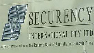 Công ty Securency International