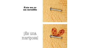 """Página del libro """"Esto no es"""" de Alejandro Magallanes"""