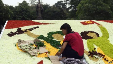 Chuẩn bị kỷ niệm 30/4 tại Hà Nội