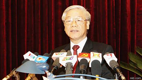 Tổng bí thư Nguyễn Phú Trọng (ảnh tư liệu)