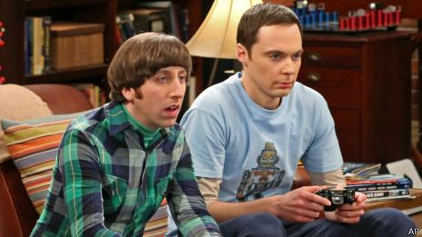 Howard Wolowitz y Sheldon Cooper