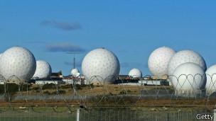 Base secreat en Harrogate, Reino Unido
