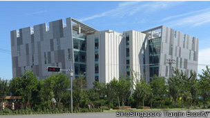 Sino-Singapore Tianjin Eco-city Development and Investment