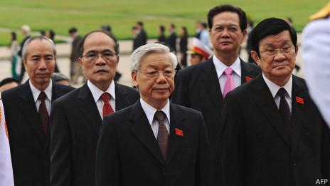 Các nhà lãnh đạo