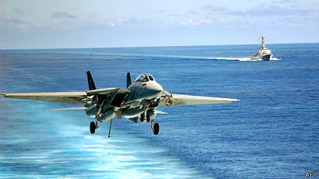 130903111319 us fighter 464x261 afp حمله آمریکا به سوریه فراتر از حمله هوایی محدود خواهد بود