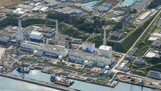 Usina de Fukushima | Foto: Reuters