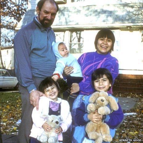 La familia Good