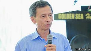 PGS. TS Phạm Quý Thọ