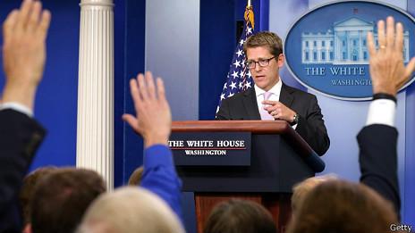 130919185426 jay carney 464x261 getty کاخ سفید: اوباما آماده گفتگوی مستقیم با ایران است