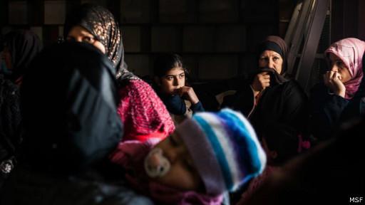 Civis na Síria