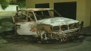 Ataque a la embajada rusa en Trípoli