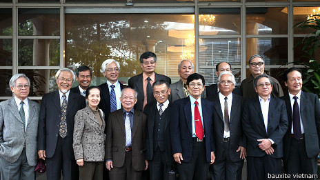 Đại diện nhóm kiến nghị 72