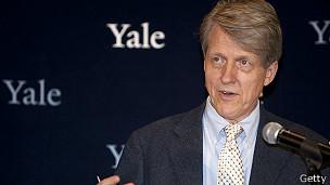 Robert Shiller, Premio Nobel, Economía