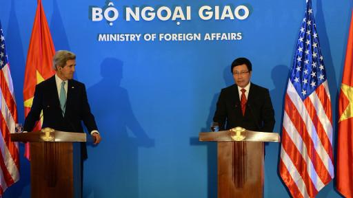 Tiếp xúc Ngoại giao Mỹ - Việt