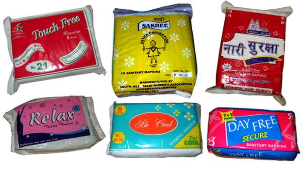 Marcas de absorventes baratos